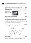Mathematik, Geometrie, Raum & Form, Geraden, analytische Geometrie, geometrische Figuren, vierecke
