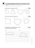 Mathematik, Geometrie, funktionaler Zusammenhang, Raum & Form, Achsensymmetrie, Analysis, Symmetrie, zeichnen, spiegelung