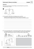 Mathematik, Größen & Messen, Gewichte, Messen, Maßeinheiten, Größeneinheiten