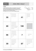 Mathematik, Zahlen & Operationen, Funktion, Zahlenraum, Scheitelpunkt, schätzen, Zahlenstrahl
