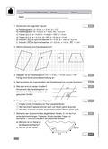Mathematik, Geometrie, geometrische Eigenschaften, konstruieren, vierecke