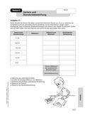 Mathematik, Daten, Zufall & Wahrscheinlichkeit, Streuung, Statistik