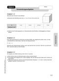 Mathematik, funktionaler Zusammenhang, Zahlen & Operationen, Raum & Form, Analysis, Potenzen, Funktionen, Koordinatensystem