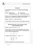 Mathematik, Funktion