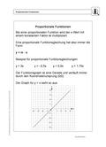 Mathematik, funktionaler Zusammenhang, Funktion, Proportional, Steigung