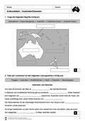 Erdkunde, Länderkunde, Kontinente, Ozeanien, Staaten, Länder, Australien, länderkunde