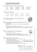 Mathematik, Zahlen & Operationen, Potenzen, Zehnerpotenzen