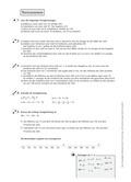 Mathematik, Zahlen & Operationen, Algebra, Gleichungen, Textgleichungen, textaufgaben
