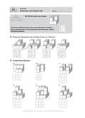Mathematik, Geometrie, Raum & Form, Körperberechnung