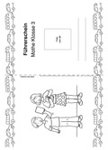 Mathematik, Grundrechenarten, Zahlen & Operationen, Multiplikation, Zahloperationen, arbeitsblätter