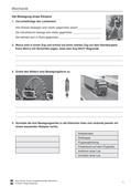 Physik_neu, Sekundarstufe I, Mechanik, Elektromagnetismus, gleichförmige bewegung, test