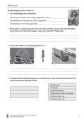 Physik, Mechanik, Kinematik, gleichförmige bewegung, test