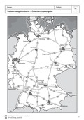 Erdkunde, Länderkunde, Wirtschaft, Siedlungsräume, Verkehr, Staaten, Deutschland, Länder, Infrastruktur, kartenkompetenz