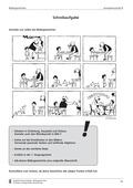 Deutsch_neu, Deutsch, Primarstufe, Sekundarstufe I, Sekundarstufe II, Literatur, Medien, Schreiben, Umgang mit fiktionalen Texten, Umgang mit Medien, Prozessorientiertes Schreiben, Gattungen, Bildergeschichte, Planen von Texten, zeichnungen, schreibtraining