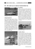 Erdkunde, Wirtschaft, Handel, Hafen, Wirtschaftsgeographie, Containerhafen