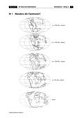 Erdkunde, Naturbedingungen und -ereignisse, Landschaftsformen und -prozesse, Endogene Kräfte, Geologie, Plattentektonik, Kontinentalverschiebung, Erdkruste