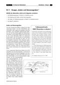 Erdkunde, Naturbedingungen und -ereignisse, Landschaftsformen und -prozesse, Geologie, Plattentektonik, Subduktion