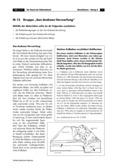Erdkunde, Naturbedingungen und -ereignisse, Landschaftsformen und -prozesse, Geologie, San-Andreas-Verwerfung, Plattentektonik, Endogene Kräfte