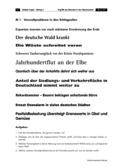 Erdkunde, Mensch-Umwelt-Beziehung, Naturbedingungen und -ereignisse, Umweltschutz, Umwelt, Ökosysteme