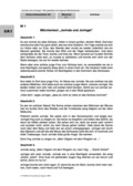 Deutsch, Literatur, Fiktionale Texte, Umgang mit fiktionalen Texten, Epik, Analyse fiktionaler Texte, Gattungen, Märchen, Jorinde und Joringel