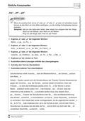 Deutsch, Schreiben, Sprache, Produktion formaler Texte, Rechtschreibung und Zeichensetzung, Sprachbewusstsein, Lückendiktat, Richtig Schreiben, Rechtschreibung & Zeichensetzung, Rechtschreibung, Alternative Diktatformen, Ähnliche Konsonanten