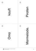 Deutsch, Lesen, Sprache, Schriftspracherwerb, Rechtschreibung und Zeichensetzung, Sprachbewusstsein, Wortspiele, Richtig Schreiben, Rechtschreibung & Zeichensetzung
