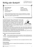 Deutsch_neu, Sekundarstufe I, Lesen, Schreiben