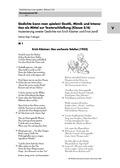 Deutsch_neu, Deutsch, Sekundarstufe II, Primarstufe, Sekundarstufe I, Literatur, Literaturgeschichte, Autoren, Literarische Gattungen, Ernst Jandl, Lyrik, Erich Kästner