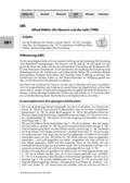 Deutsch, Literatur, Umgang mit fiktionalen Texten, Analyse fiktionaler Texte, Literarische Charakterisik, Literarische Figuren untersuchen