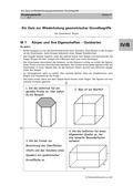 Mathematik, Geometrie, Raum & Form, geometrische Figuren, Flächen, körper, mathematische begriffe