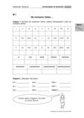 Mathematik, Zahlen & Operationen, Arithmetik, Zahlensystem, römische zahlen, knobeln