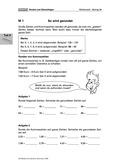 Mathematik, Zahlen & Operationen, Grundrechenarten, Arithmetik, runden, überschlagen