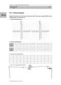 Mathematik, funktionaler Zusammenhang, Analysis, Kurvendiskussion