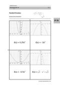 Mathematik, Funktion, Zahlen & Operationen, quadratische Funktionen, quadratische Gleichung, Algebra, Parabeln