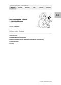 Mathematik, Zahlen & Operationen, irrationale Zahlen, wahrscheinlichkeitsrechnung