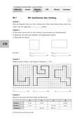 Mathematik, Geometrie, flächeninhalt, flächenberechung, umfang, umfangsberechnung
