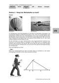 Mathematik, Geometrie, Kathetensatz, höhensatz, sachaufgaben