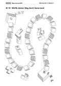 Mathematik, Raum & Form, Raum und Form, Raumorientierung, Raumvorstellung, handlungsorientiert