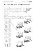 Mathematik, Raum & Form, Größen & Messen, Geometrie, Körperberechnung, Gewicht, geometrische Formen, Größeneinheiten, Quader, Volumen