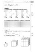 Mathematik, Geometrie, Raum & Form, Raumorientierung, Raumvorstellung