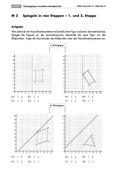 Mathematik, funktionaler Zusammenhang, Raum & Form, Koordinatensystem, Analysis, Symmetrieachse, spiegelung, binnendifferenziert