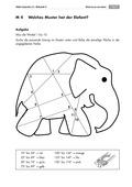 Mathematik, Geometrie, Größen & Messen, Winkel, Geodreieck, Messen