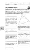 Mathematik, Geometrie, funktionaler Zusammenhang, Trigonometrie, Cosinus, Cosinussatz, präsentation