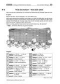 Mathematik, Raum & Form, Geometrie, Flächeninhalt, Form und Raum, vierecke, umfang