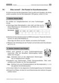 Mathematik, Funktion, funktionaler Zusammenhang, Größen & Messen, Raum & Form, Parabeln, Analysis, Strecken, Verschiebung, Normalparabeln, binnendifferenzierung