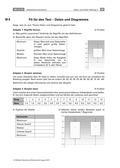 Mathematik, Daten, Zufall & Wahrscheinlichkeit, Datenerfassung, Datenauswertung, Statistik, Diagramme