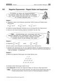Mathematik, Zahlen & Operationen, Algebra, Potenzen, Variablen, Potenzgesetze, Argumentieren