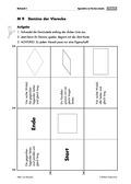 Mathematik, Geometrie, quadrat, rechteck, parallelogramm, raute