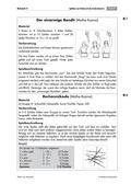 Mathematik, Grundrechenarten, operationen, flexibel rechnen