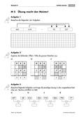Mathematik, Zahlen & Operationen, Grundrechenarten, schriftliches Rechnen, Subtraktion, Operationsverständnis, zahlenraum bis 1000